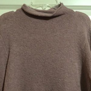Madewell mock turtleneck